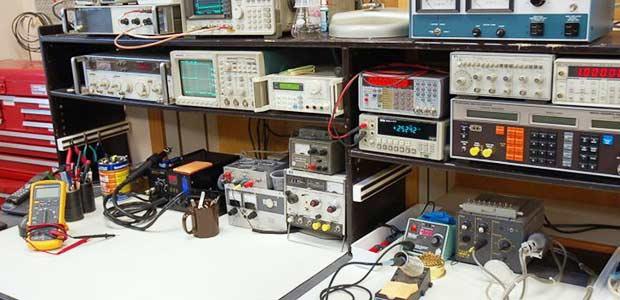 ابزارهای تعمیرات مدارات الکترونیکی